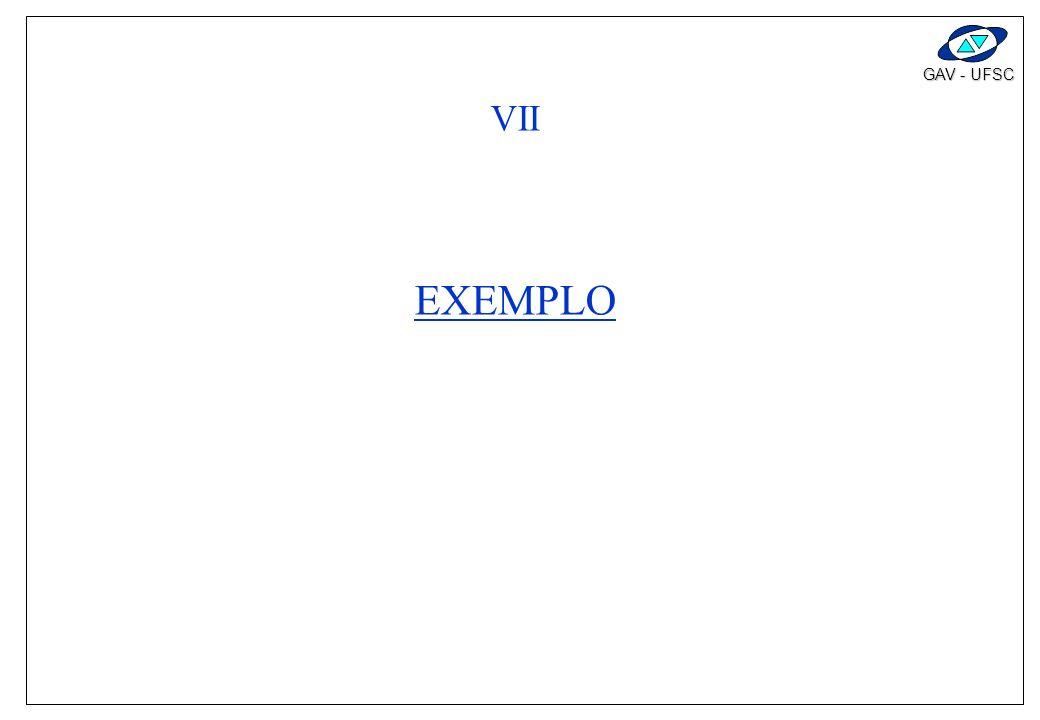 VII EXEMPLO
