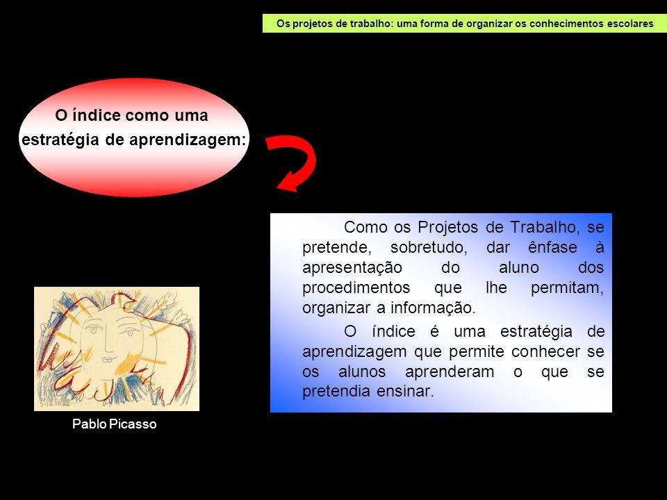 estratégia de aprendizagem: