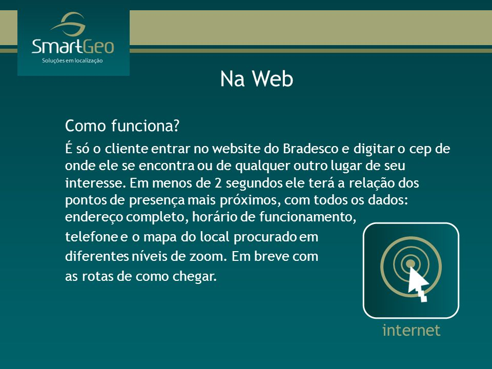 Na Web Como funciona internet