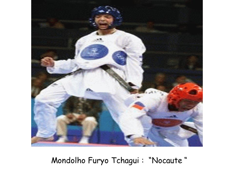 Mondolho Furyo Tchagui : Nocaute