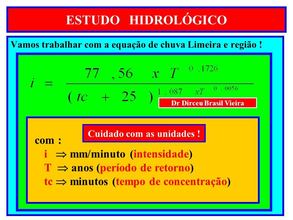 Dr Dirceu Brasil Vieira Cuidado com as unidades !