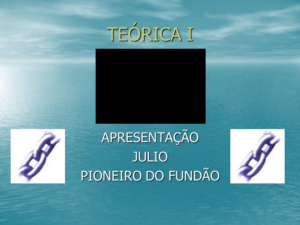 APRESENTAÇÃO JULIO PIONEIRO DO FUNDÃO