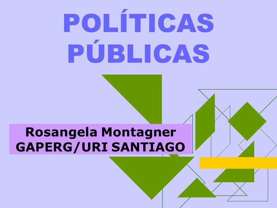 Rosangela Montagner GAPERG/URI SANTIAGO