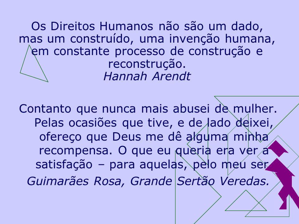 Guimarães Rosa, Grande Sertão Veredas.