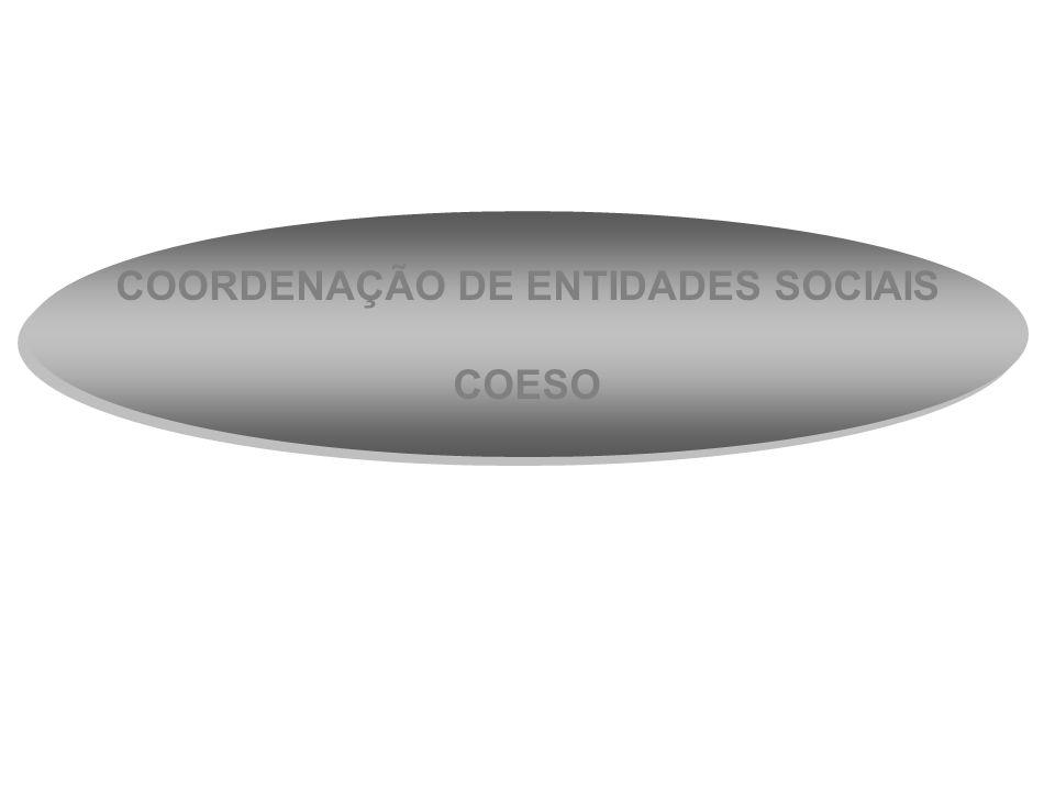 COORDENAÇÃO DE ENTIDADES SOCIAIS