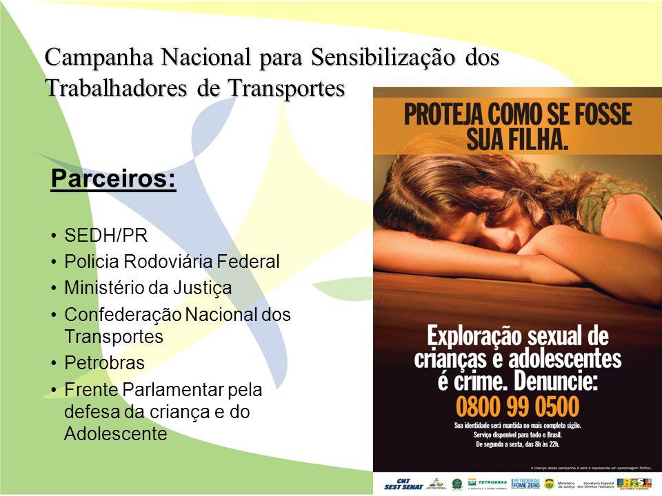 Campanha Nacional para Sensibilização dos Trabalhadores de Transportes