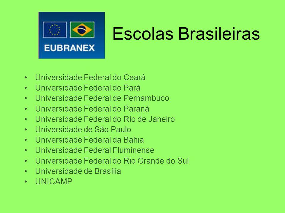 Escolas Brasileiras Universidade Federal do Ceará