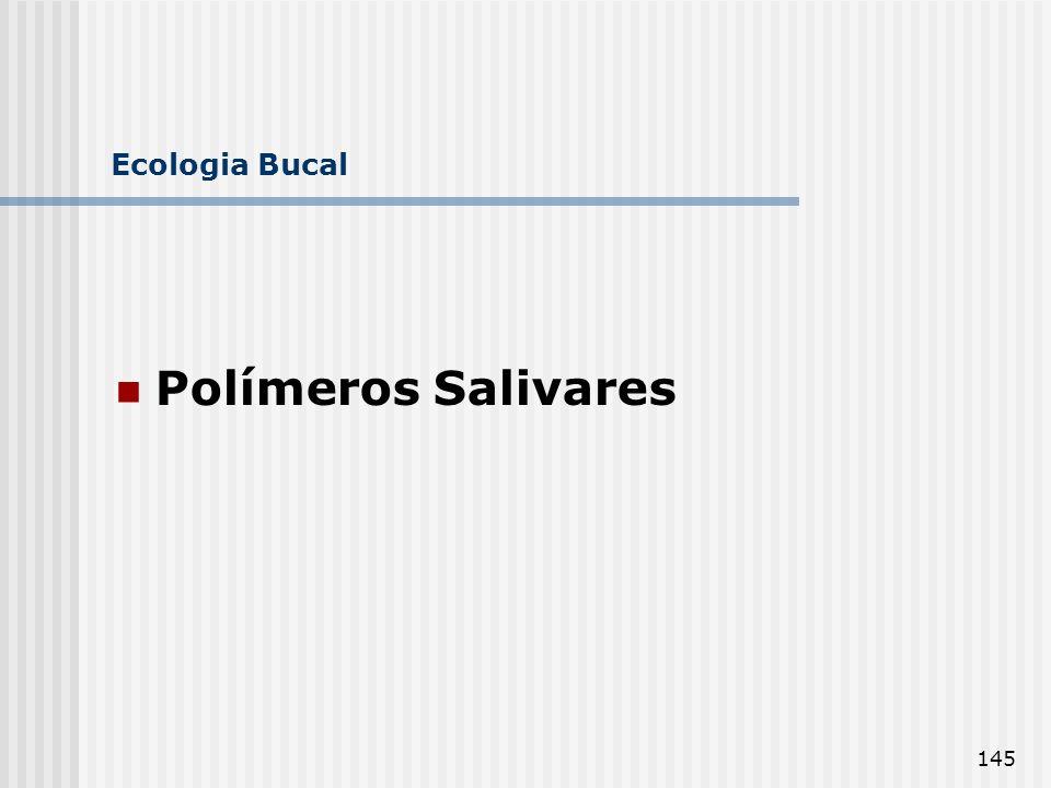 Ecologia Bucal Polímeros Salivares