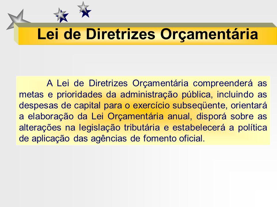 Lei de Diretrizes Orçamentária