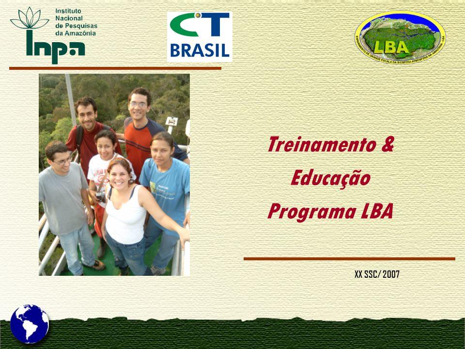 Treinamento & Educação Programa LBA