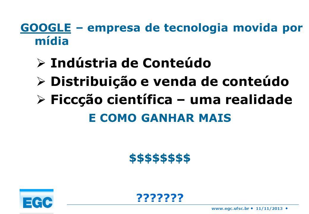 Distribuição e venda de conteúdo Ficcção científica – uma realidade