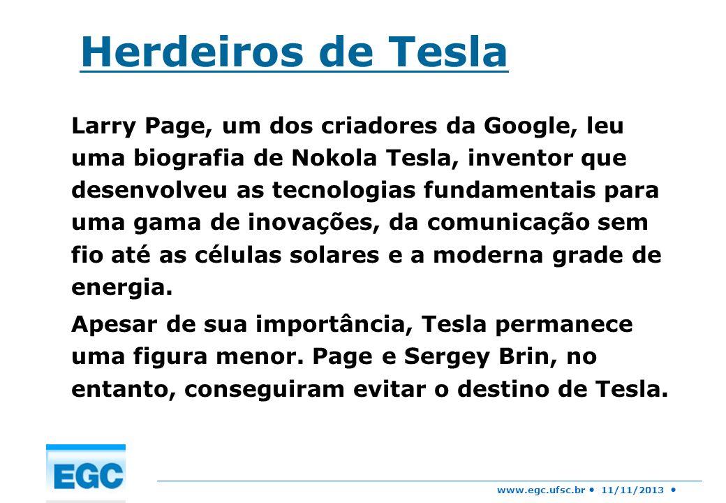Herdeiros de Tesla