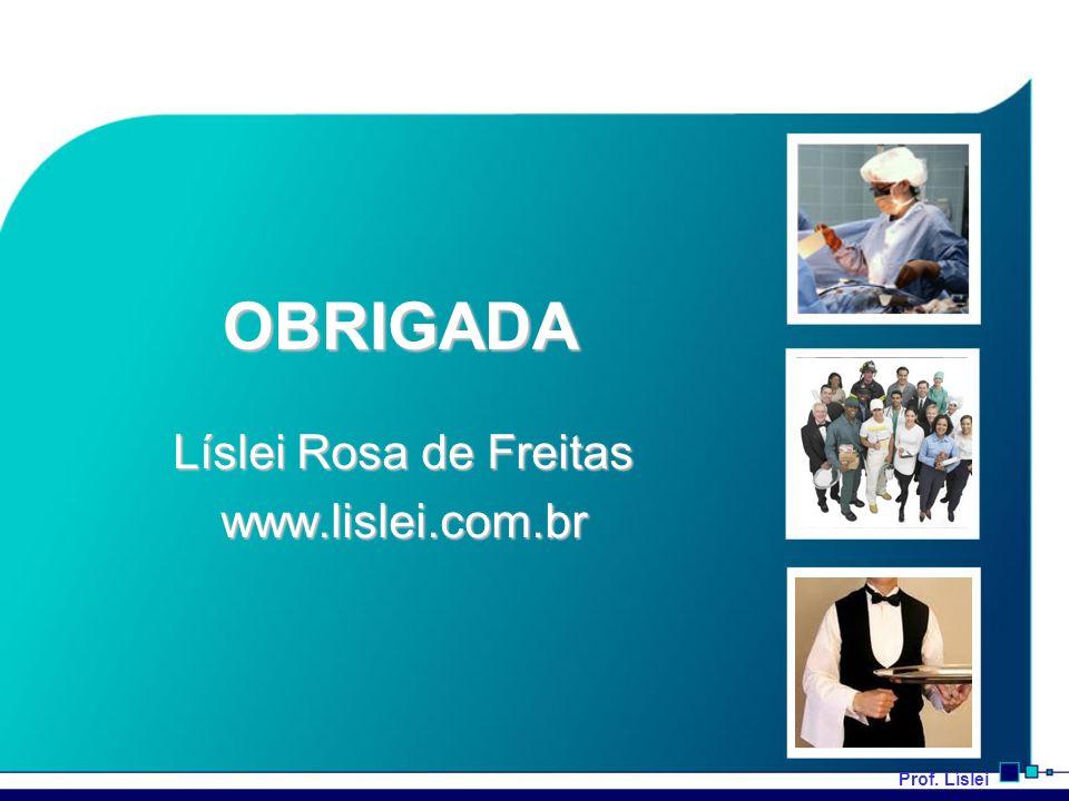 Líslei Rosa de Freitas www.lislei.com.br