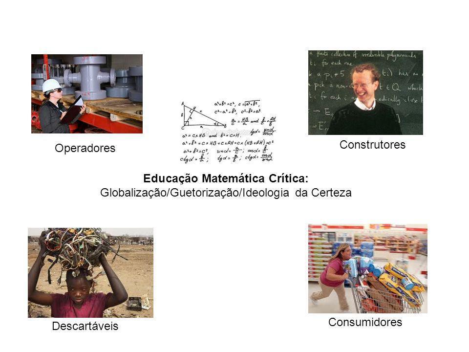 Educação Matemática Crítica: