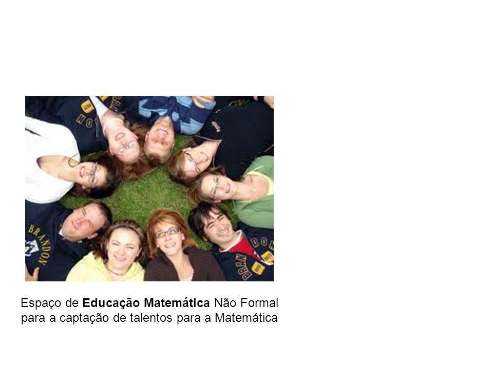 Espaço de Educação Matemática Não Formal