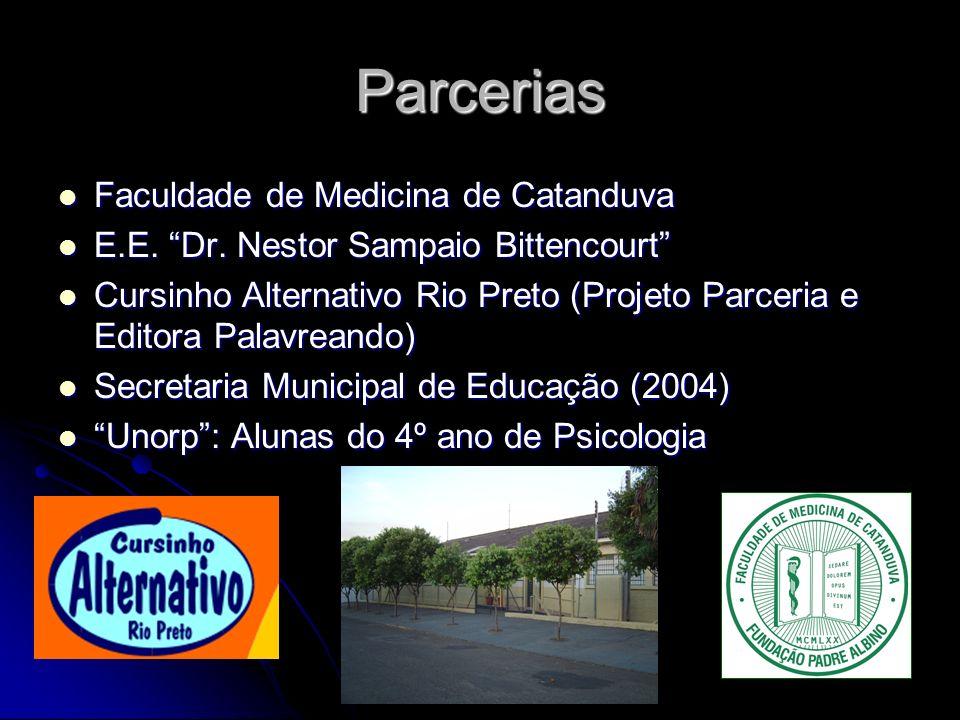 Parcerias Faculdade de Medicina de Catanduva