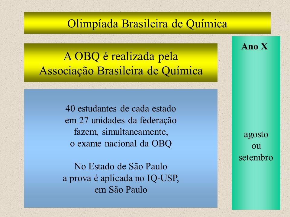 Olimpíada Brasileira de Química