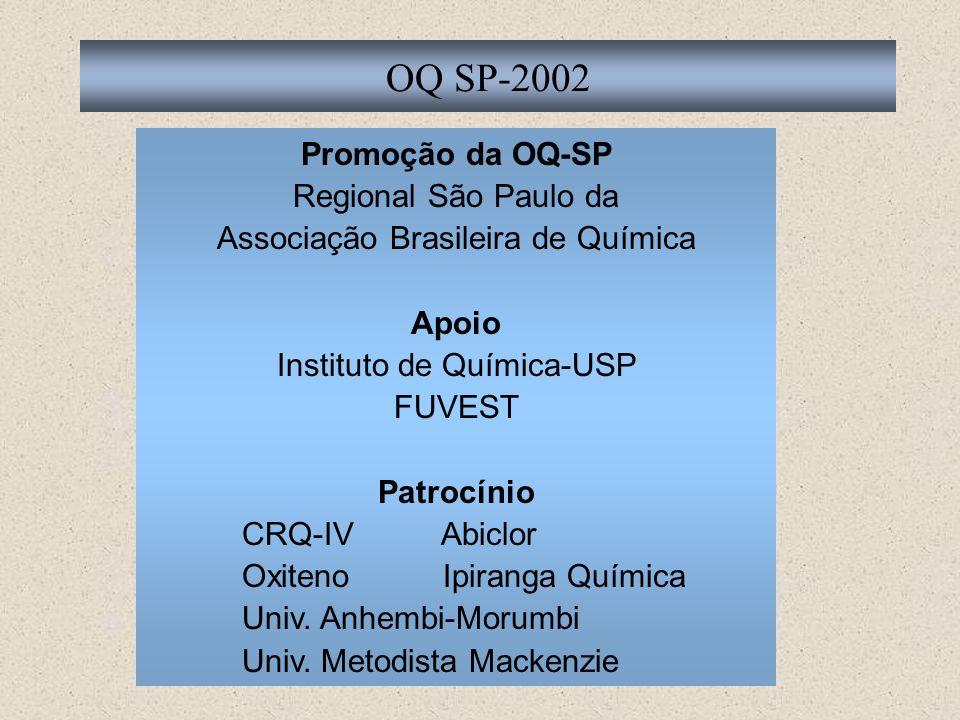 OQ SP-2002 Promoção da OQ-SP Regional São Paulo da