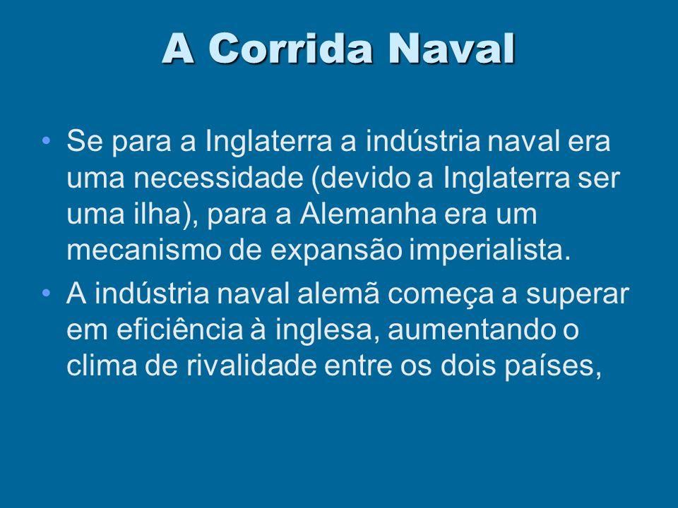 A Corrida Naval