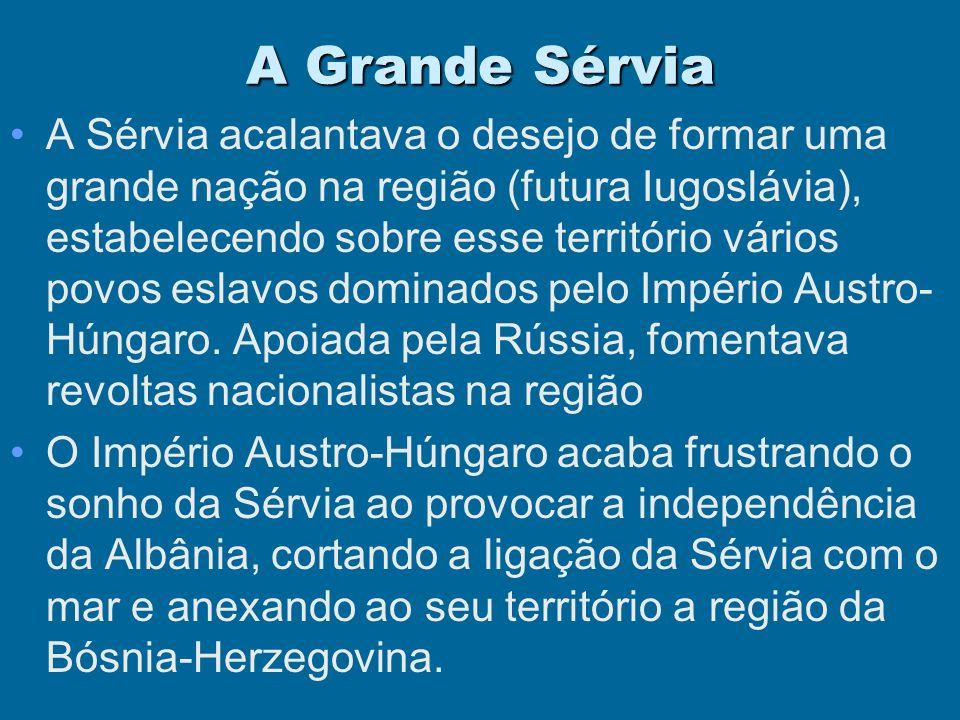 A Grande Sérvia