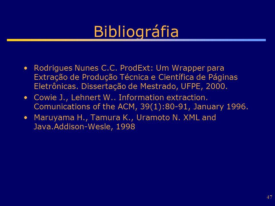 Bibliográfia