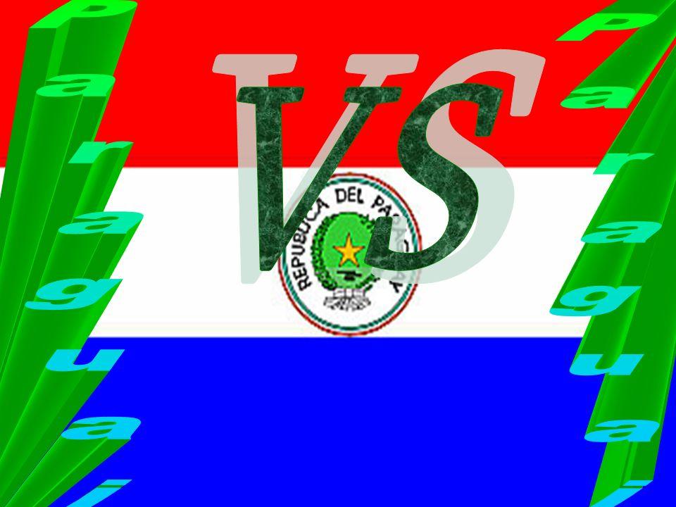 VS Paraguai Paraguai