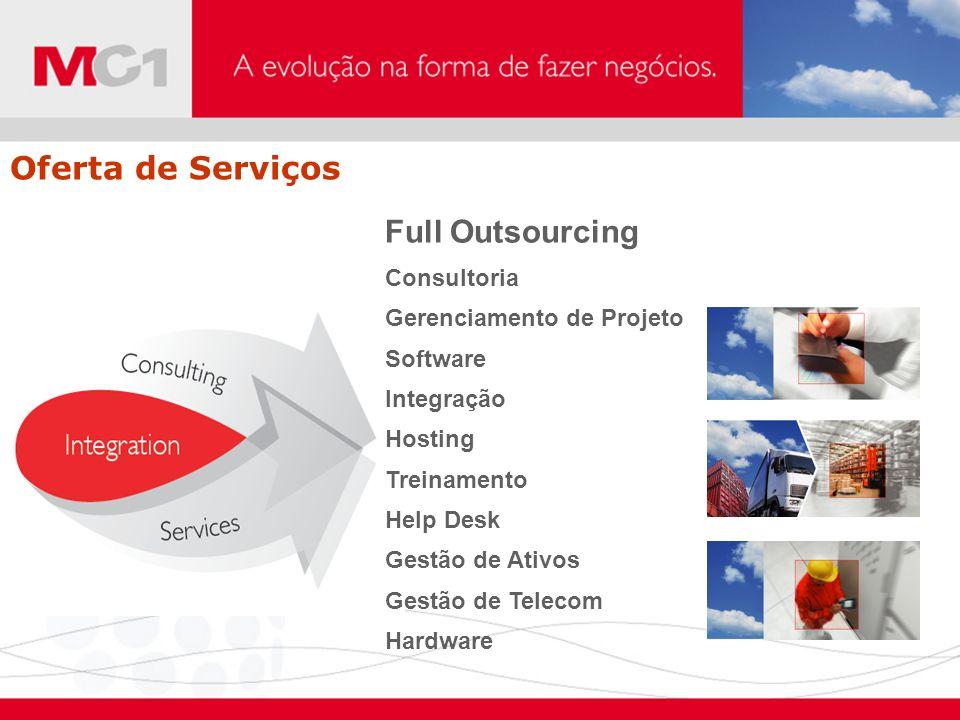 Oferta de Serviços Full Outsourcing Consultoria