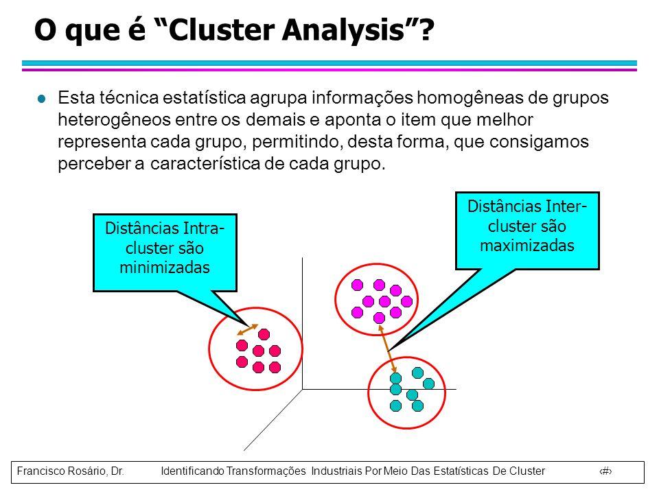 O que é Cluster Analysis