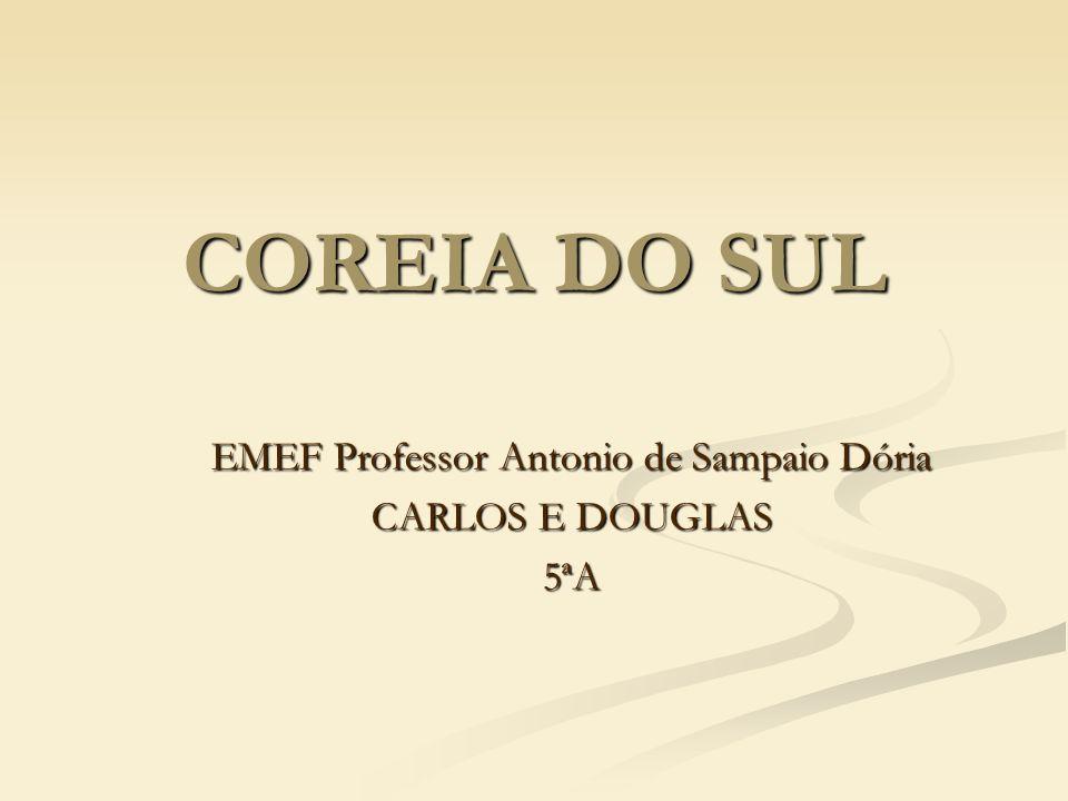 EMEF Professor Antonio de Sampaio Dória CARLOS E DOUGLAS 5ªA