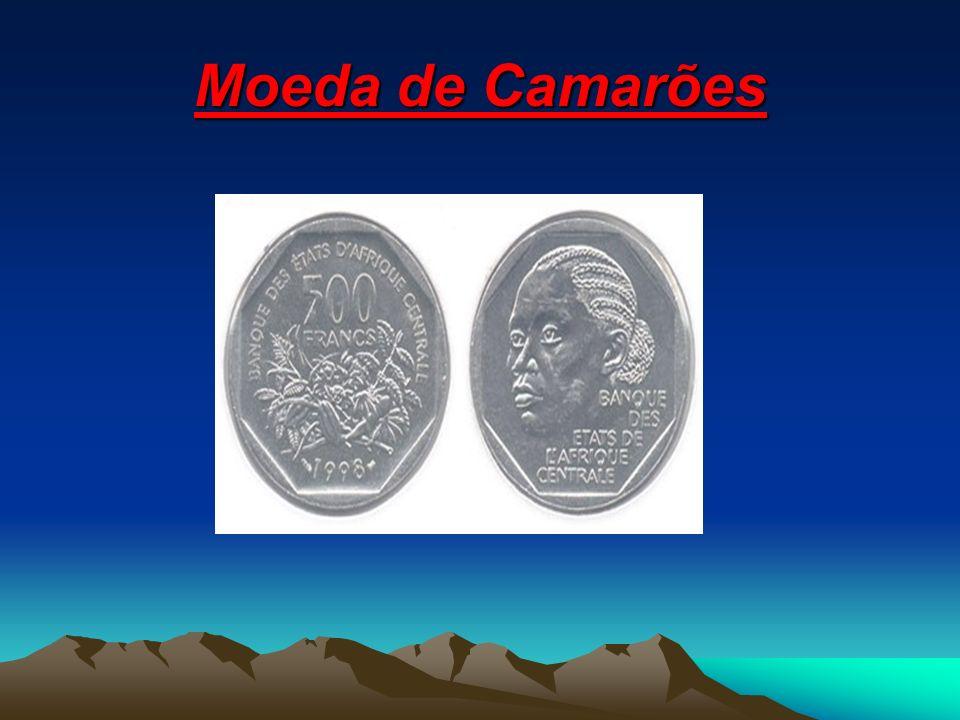 Moeda de Camarões