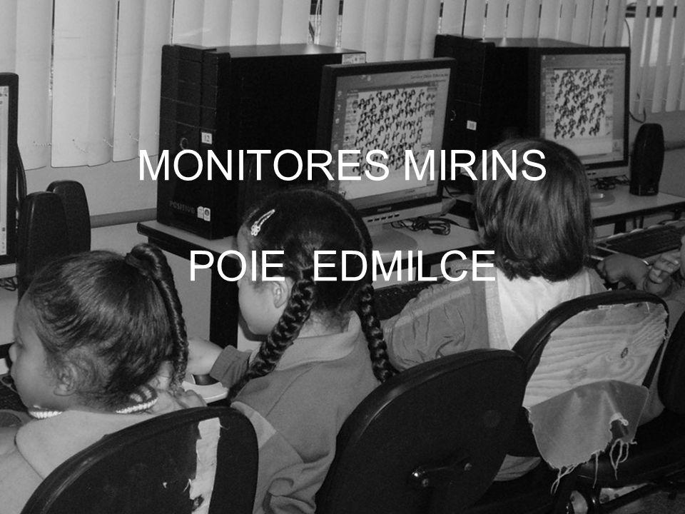 MONITORES MIRINS POIE EDMILCE