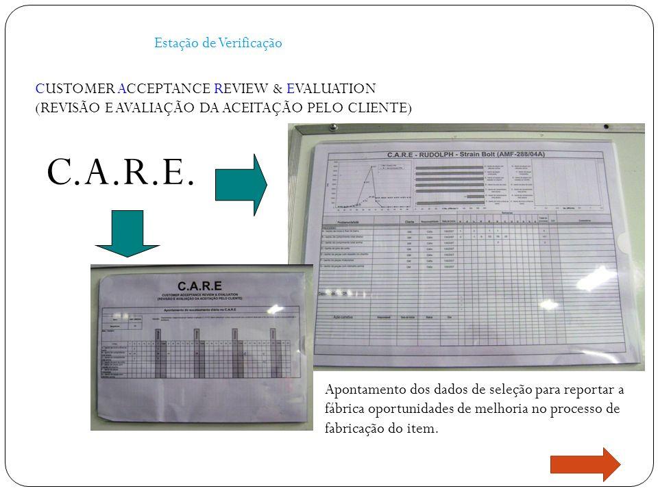 C.A.R.E. Estação de Verificação