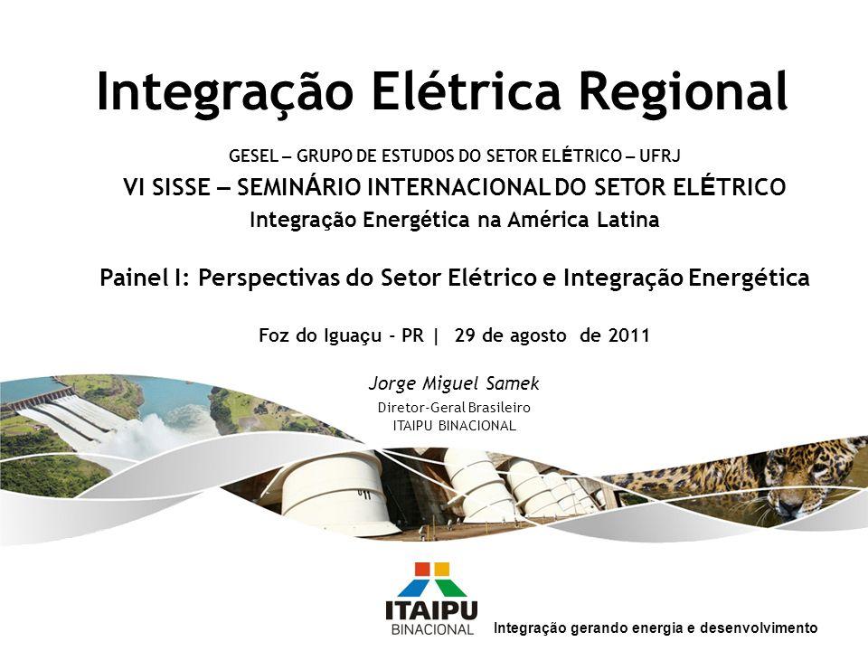 Integração Elétrica Regional