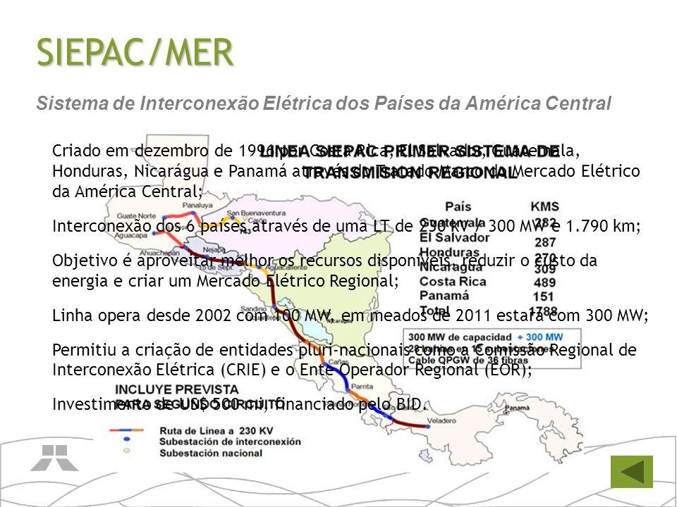 Sistema de Interconexão Elétrica dos Países da América Central