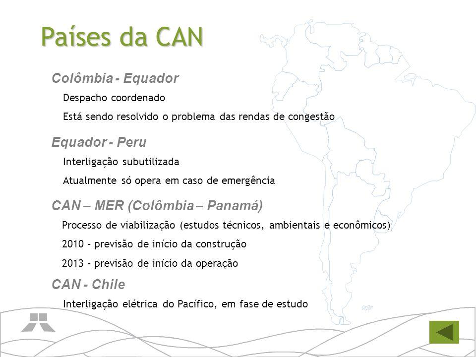 CAN – MER (Colômbia – Panamá)