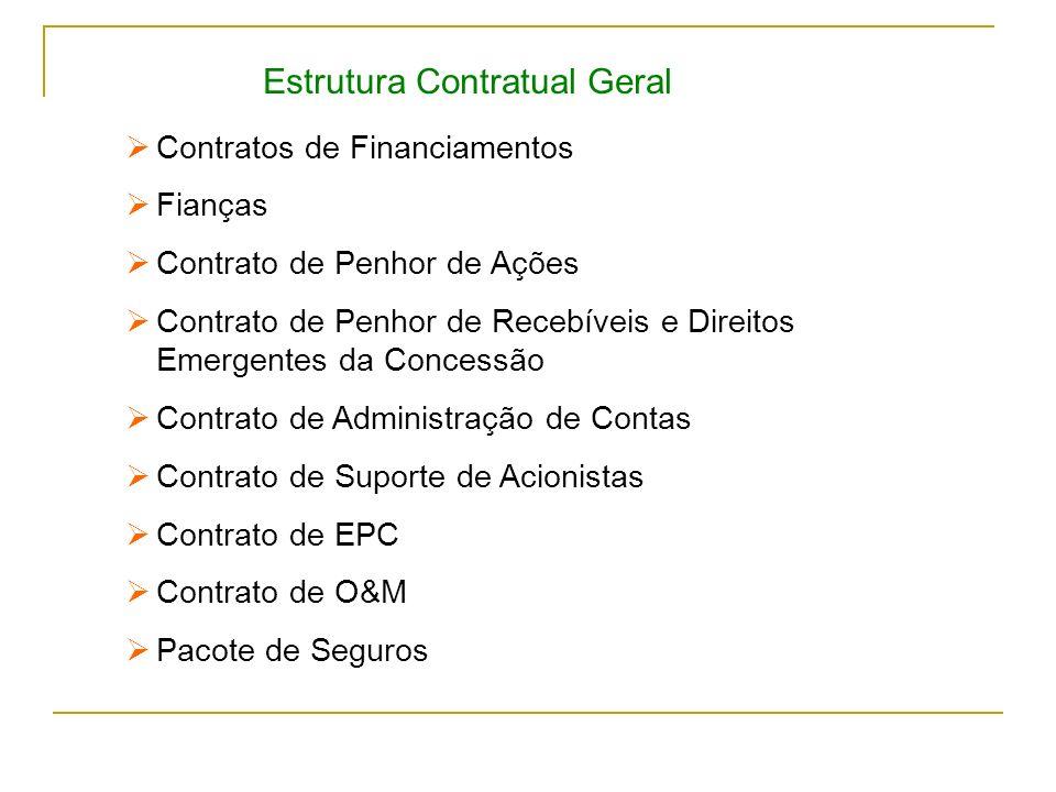 Estrutura Contratual Geral