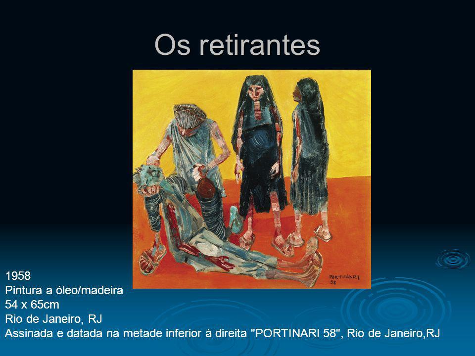 Os retirantes