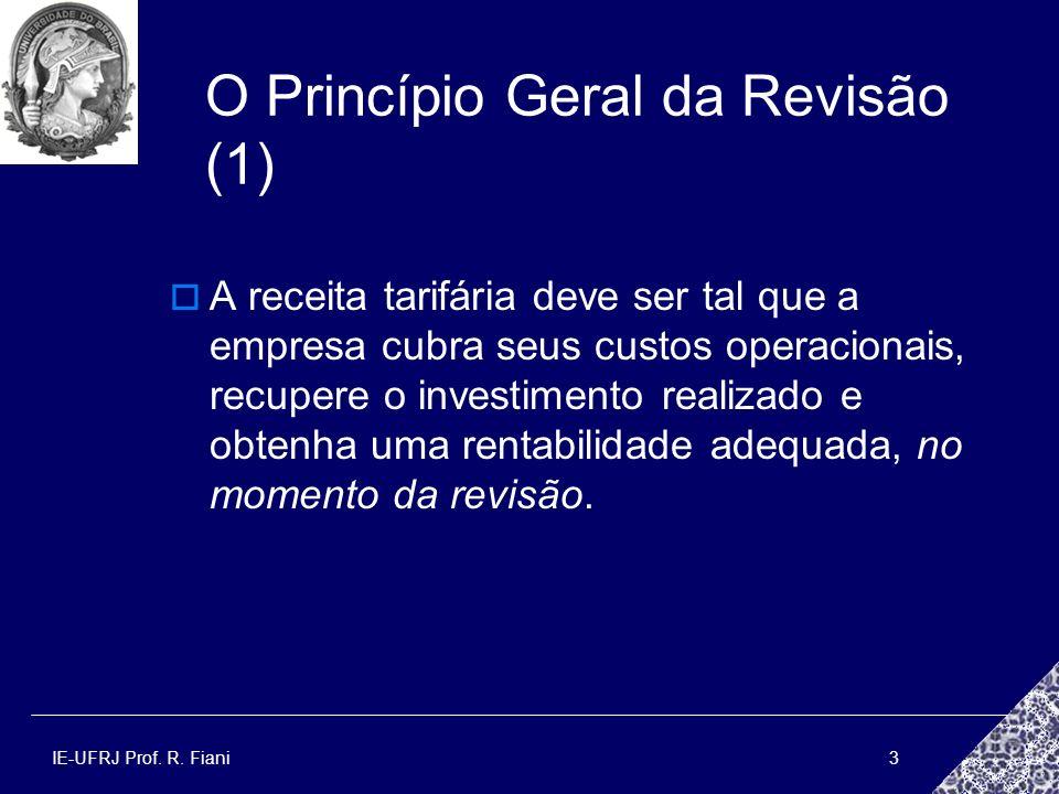 O Princípio Geral da Revisão (1)