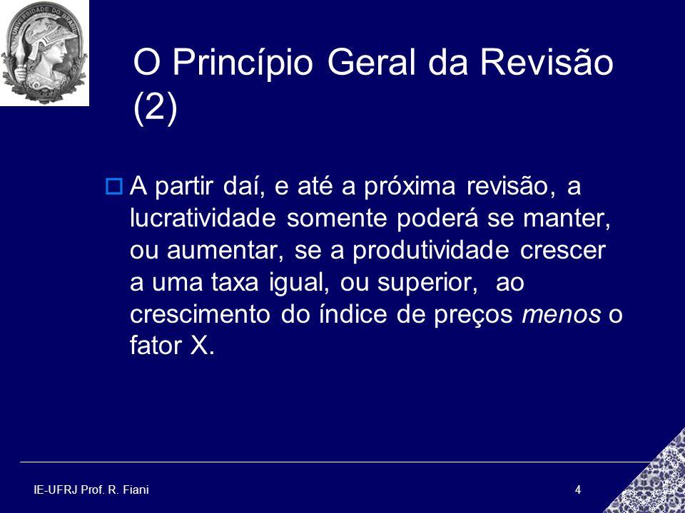 O Princípio Geral da Revisão (2)