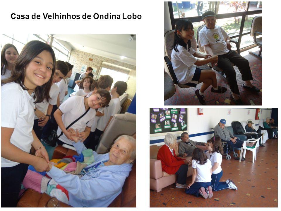 Casa de Velhinhos de Ondina Lobo