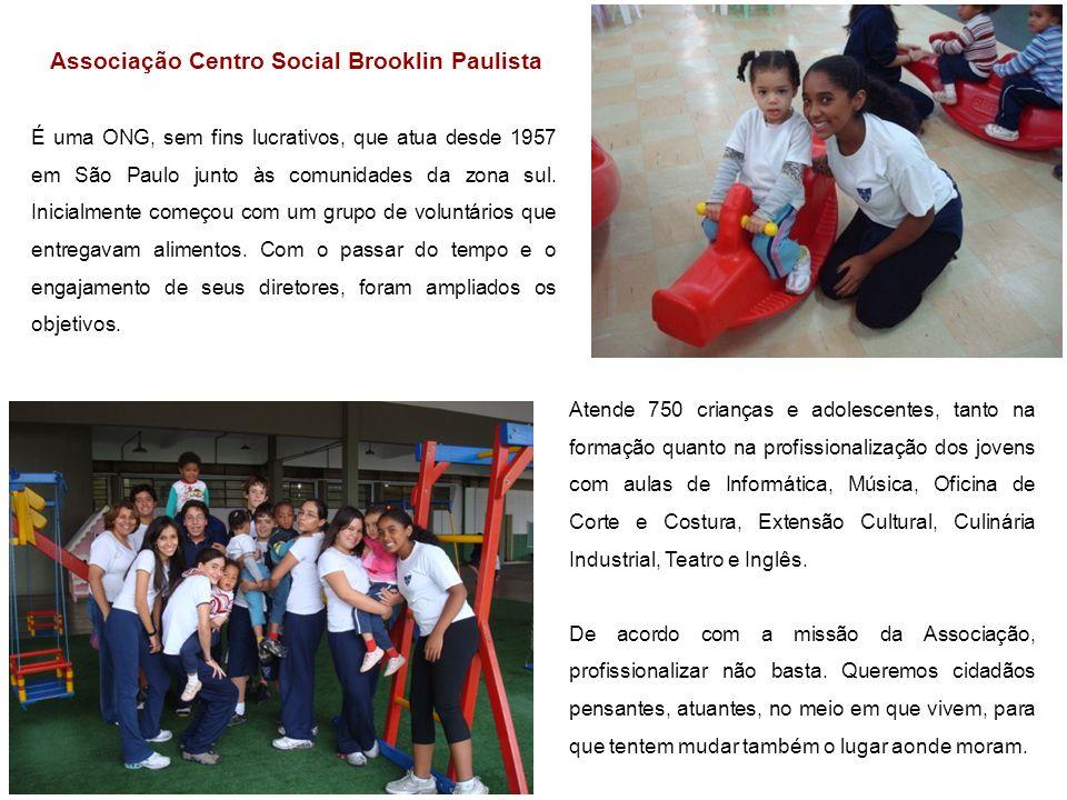 Associação Centro Social Brooklin Paulista