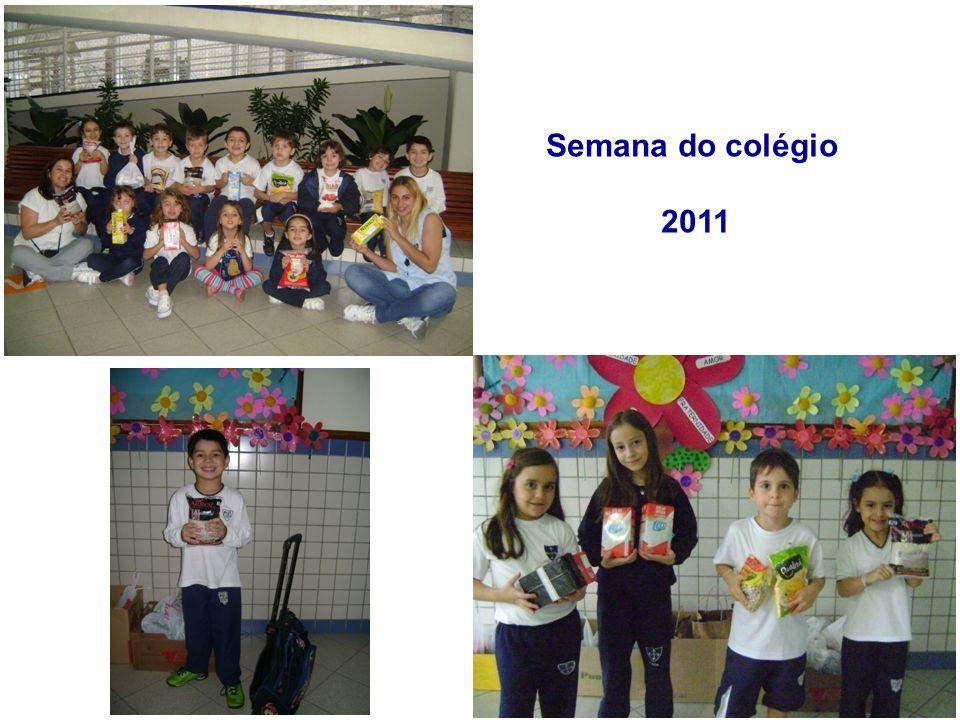 Semana do colégio 2011