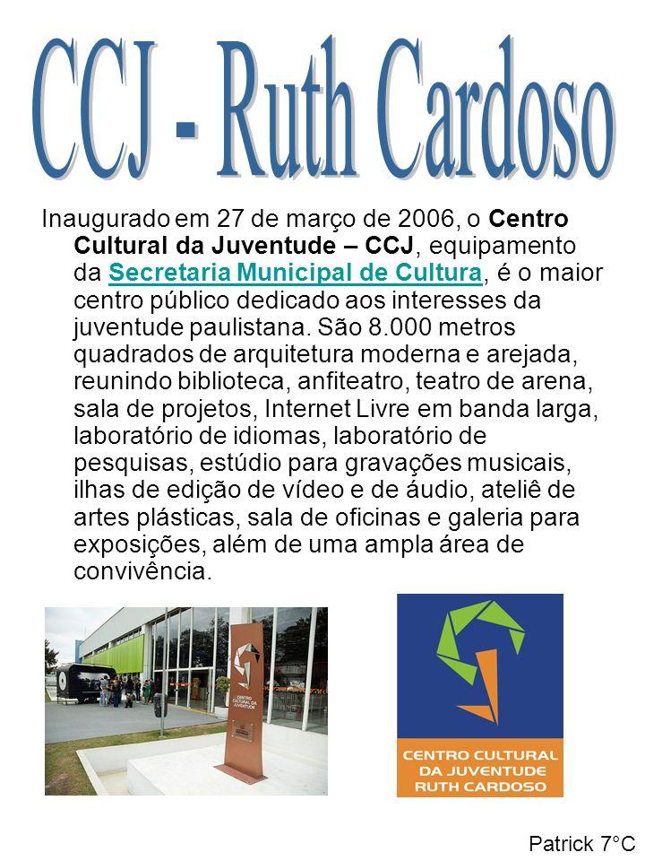 CCJ - Ruth Cardoso