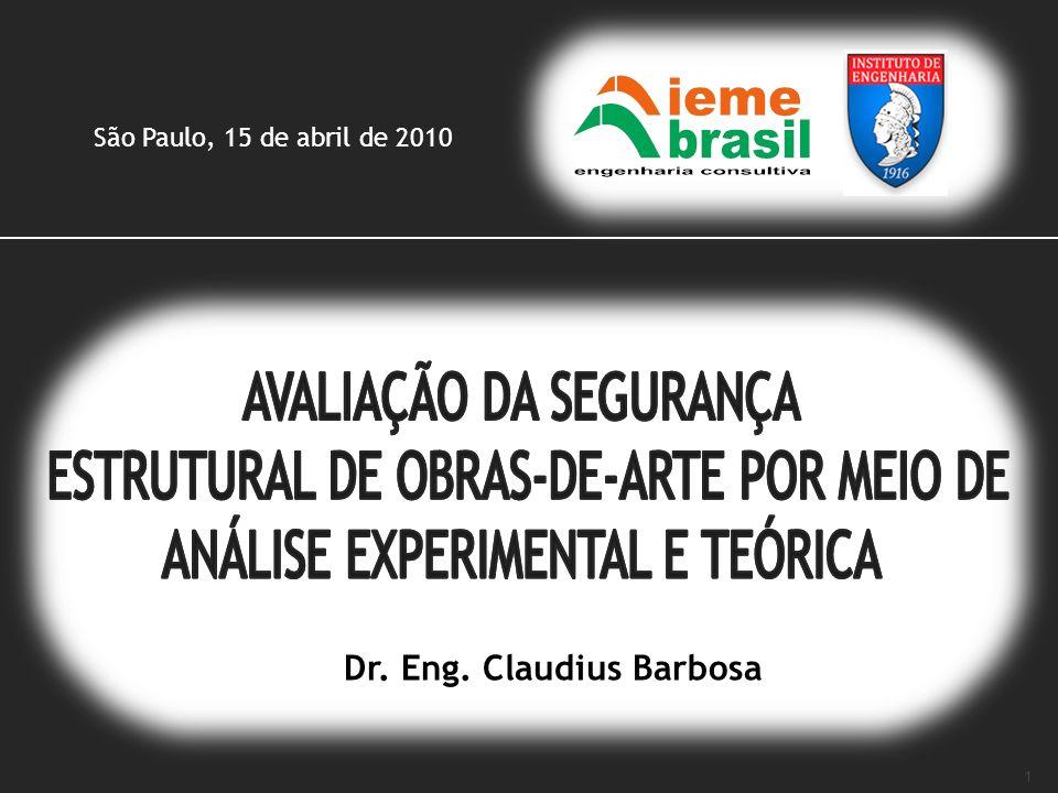 Dr. Eng. Claudius Barbosa