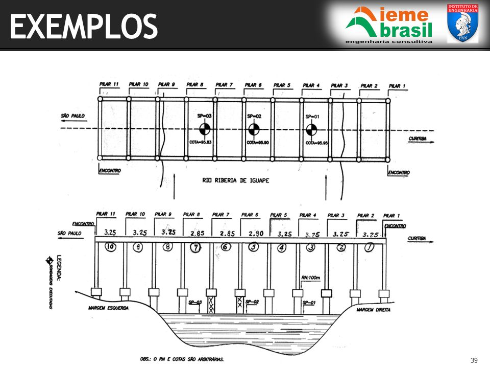 EXEMPLOS 39