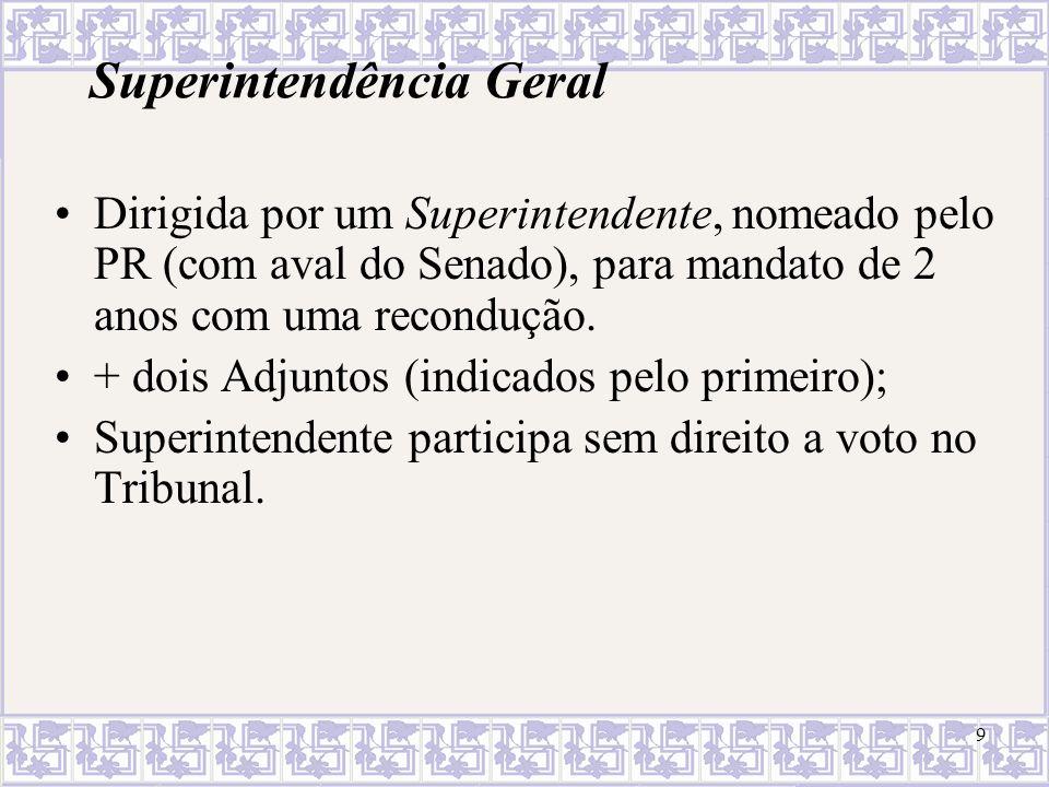 Superintendência Geral