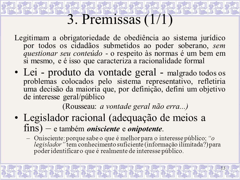 3. Premissas (1/1)