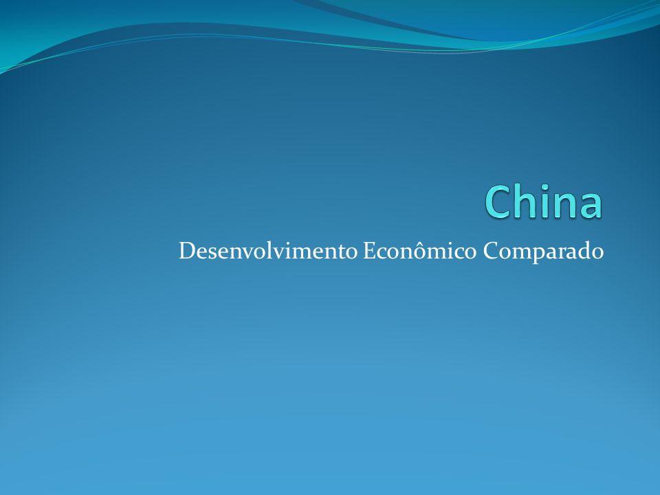 Desenvolvimento Econômico Comparado