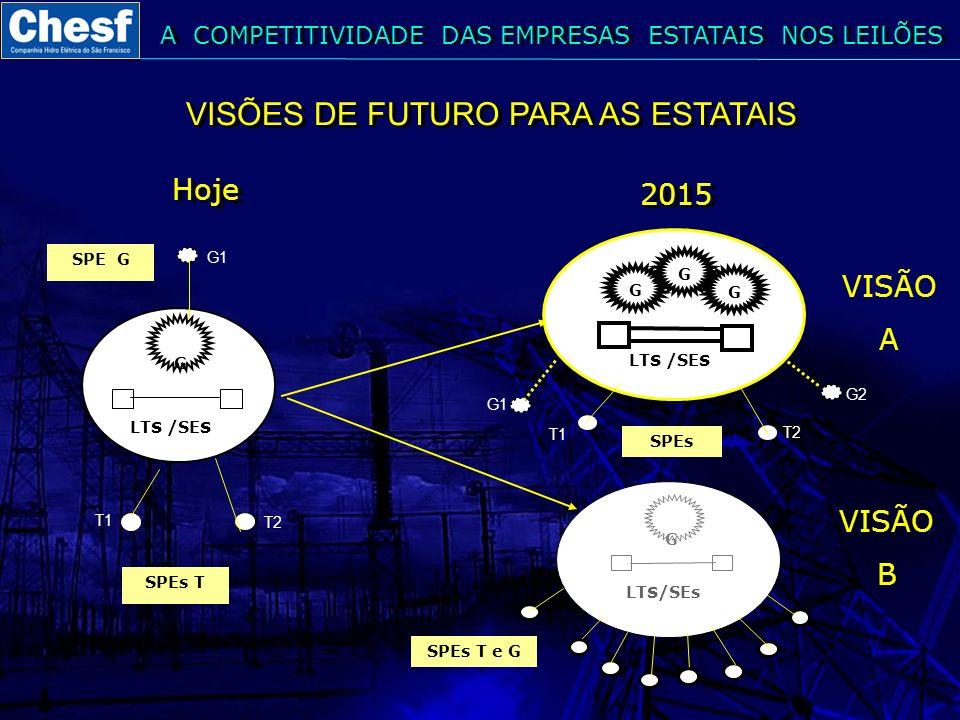 VISÕES DE FUTURO PARA AS ESTATAIS
