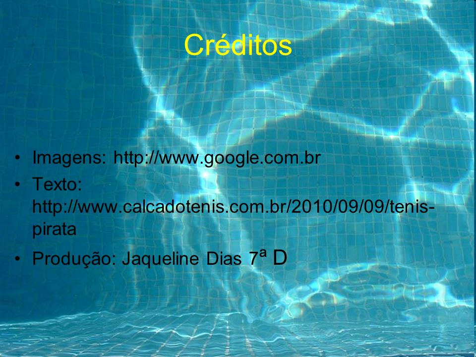 Créditos Imagens: http://www.google.com.br